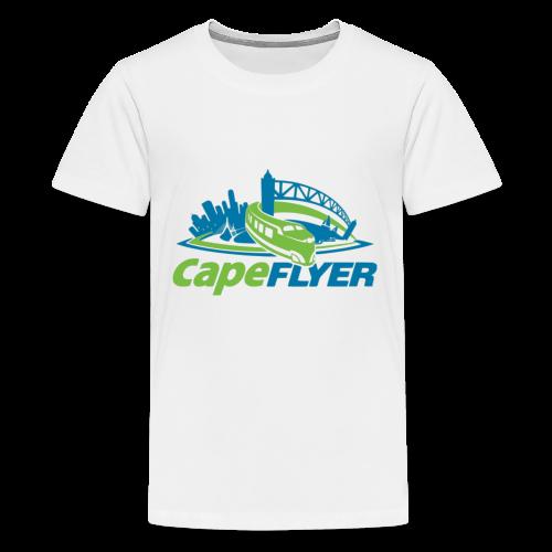 CapeFLYER Men's Premium T-Shirt - Kids' Premium T-Shirt