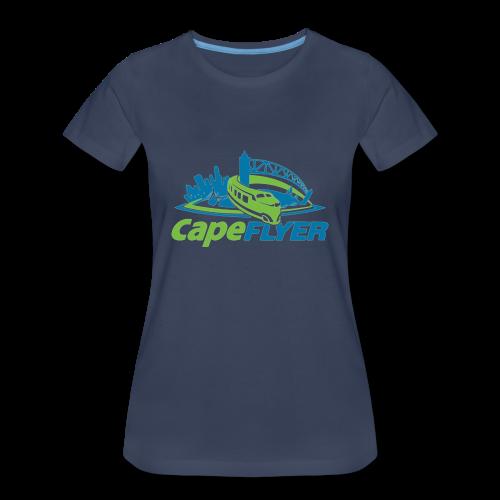 CapeFLYER Women's Premium T-Shirt - Women's Premium T-Shirt