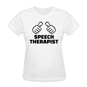 Speech therapist T-Shirts - Women's T-Shirt