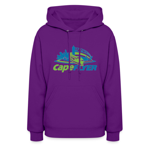 CapeFLYER Women's Hoodie - Women's Hoodie