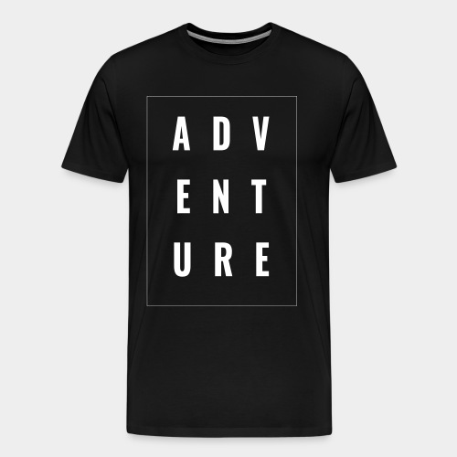 Adult's Adventure Tee - Men's Premium T-Shirt