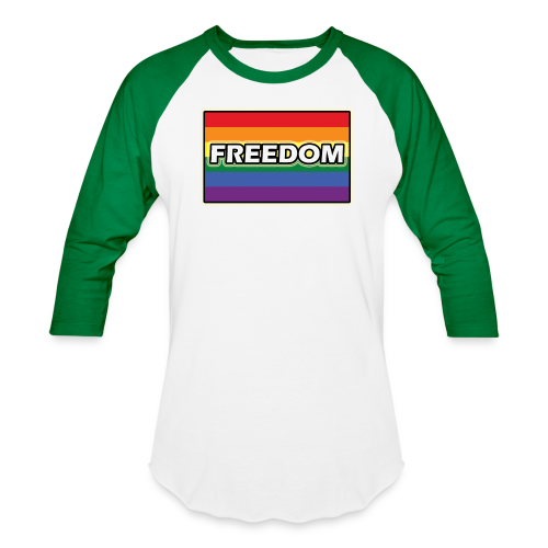 FREEDOM - Baseball T-Shirt