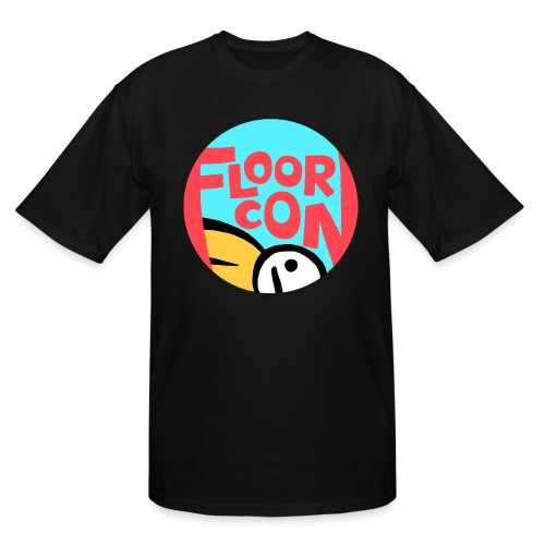 FloorCon Men's Tall T-Shirt - Men's Tall T-Shirt