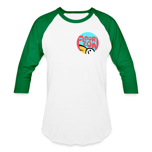 FloorCon Baseball T-Shirt - Baseball T-Shirt