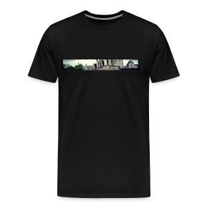 Sacre Coeur Bent - Men's Premium T-Shirt