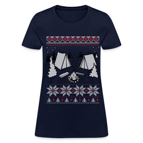 Camping Holiday T-shirt (Women's) - Women's T-Shirt