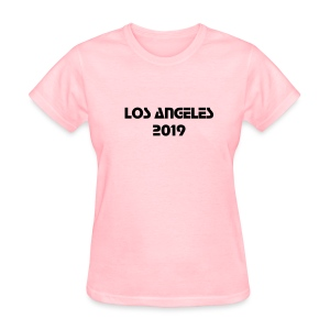 Los Angeles 2019 Bladerunner Diva - Women's T-Shirt