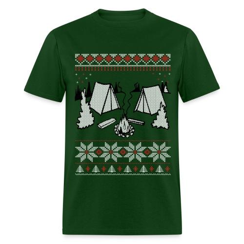 Camping Holiday T-shirt - Men's T-Shirt