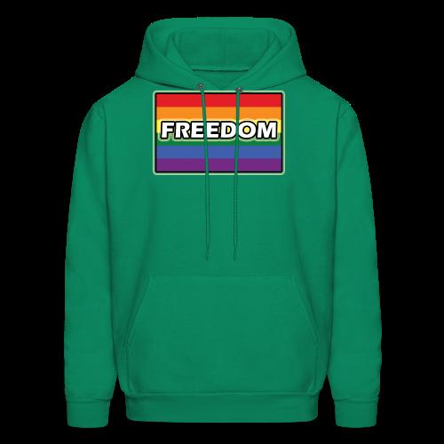 FREEDOM - Men's Hoodie