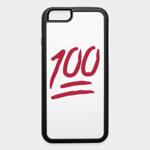 iPhone Keep it 100 Case.  - iPhone 6/6s Rubber Case