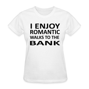Bank! - Women's T-Shirt