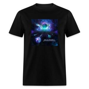 Millennia - Beyond Misconceptions - EP (Black) - Men's T-Shirt