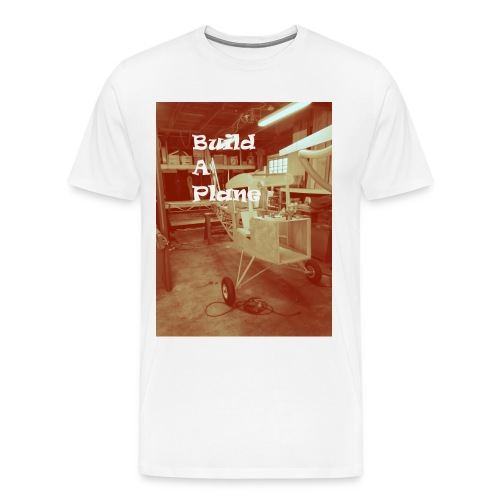 Build a Plane - Men's Premium T-Shirt