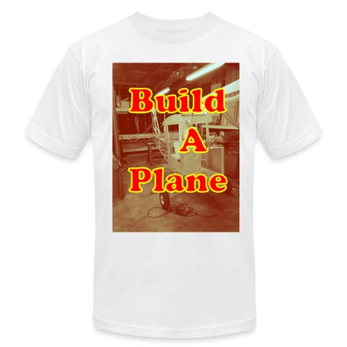 Classic Build a Plane T-Shirt - Men's Fine Jersey T-Shirt
