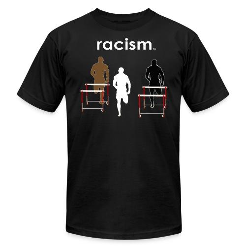 Racism Men's Tee - Men's Fine Jersey T-Shirt