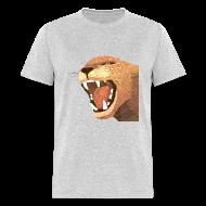 T-Shirts ~ Men's T-Shirt ~ VIntage Powered Album Cat