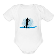 Baby Bodysuits ~ Baby Short Sleeve One Piece ~ Article 105595540