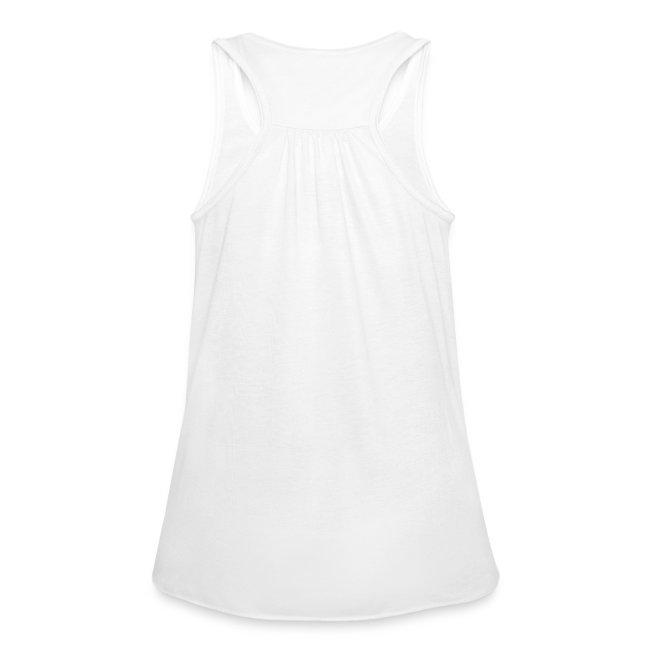Wanderlust Tank - Womens White