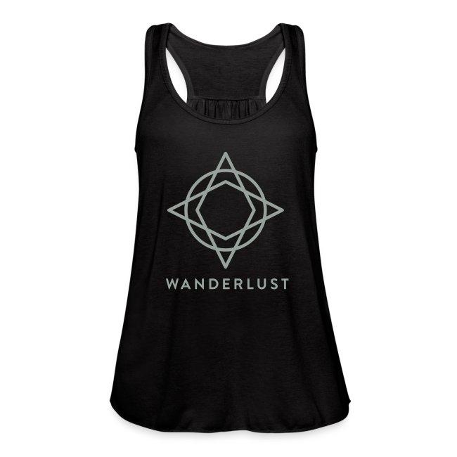 Wanderlust Tank - Womens Black