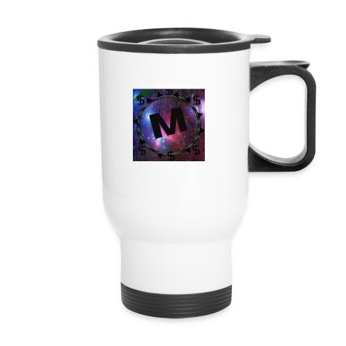 White Official Moola King Coffee Travel Mug - Travel Mug