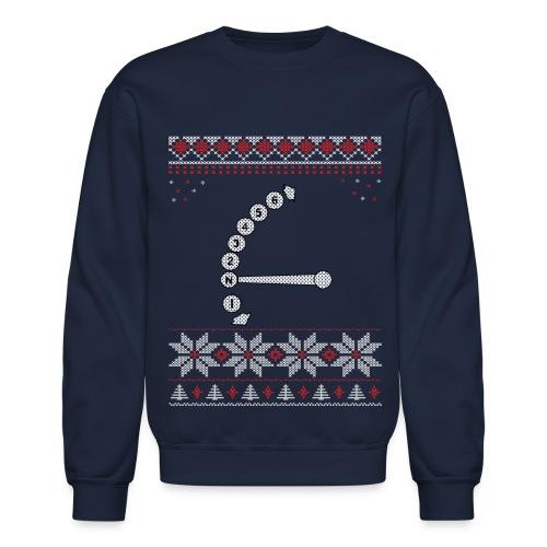 Moto Gear Holiday Sweatshirt - Crewneck Sweatshirt