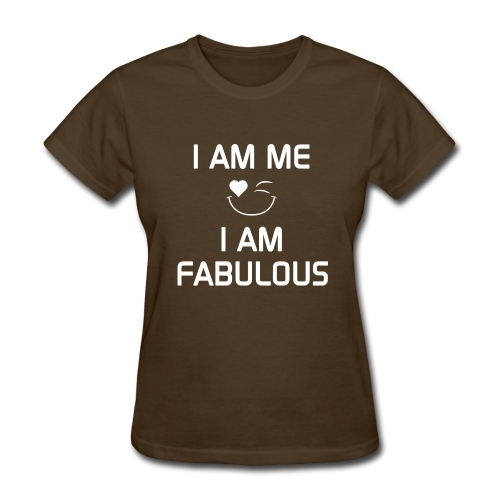 I AM FABULOUS   %100Cotton - Women's T-Shirt