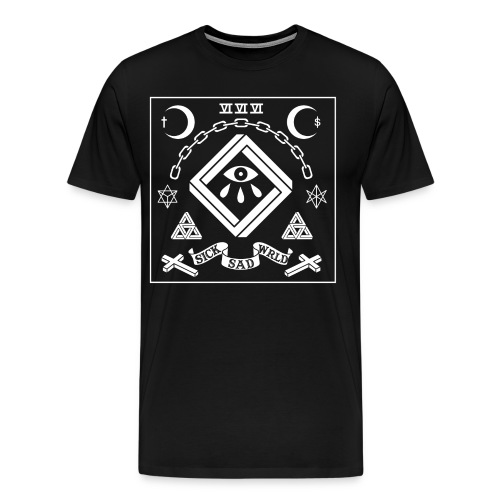 Sick Sad Wrld Tee - Men's Premium T-Shirt