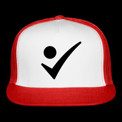 Trainer Red Go Cap - Trucker Cap