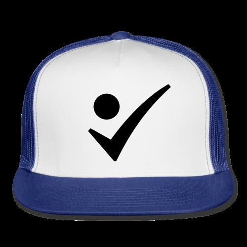 Trainer Blue Go Cap - Trucker Cap