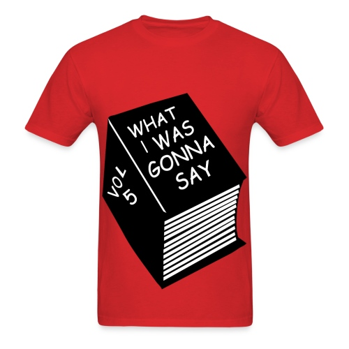 Men Forgetful Tee - Men's T-Shirt