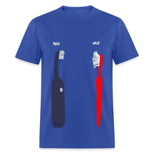 Men Ultimate Tooth Brush Tee - Men's T-Shirt