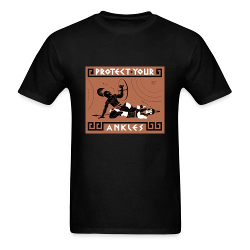 Protect Your Ankles - Men's T-Shirt
