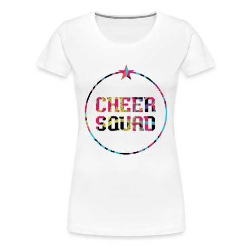cheer squad - Women's Premium T-Shirt