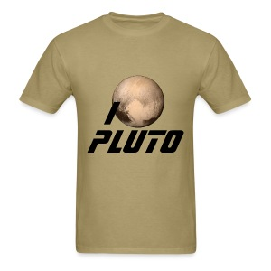 I Heart Pluto - Men's T-Shirt