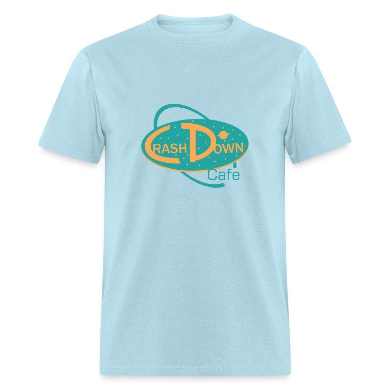 Crash Down Café - Men's T-Shirt