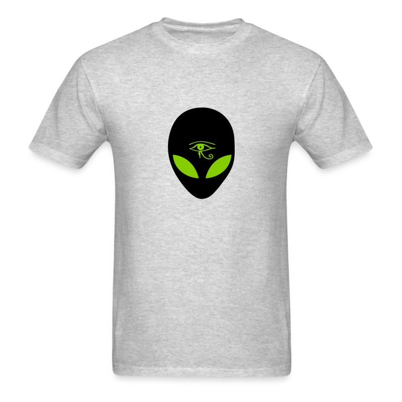 Alien Third Eye - Men's T-Shirt