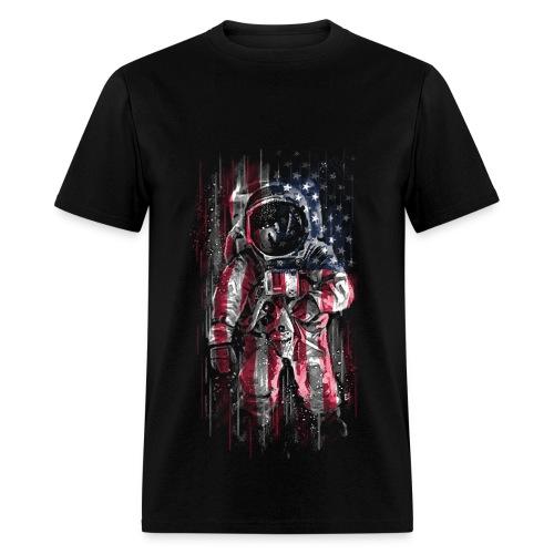 Astronaut USA - Men's T-Shirt