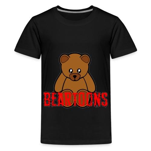 Unisex BearToons Kids Shirt - Kids' Premium T-Shirt