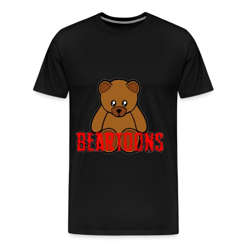 Men's BearToons Shirt - Men's Premium T-Shirt