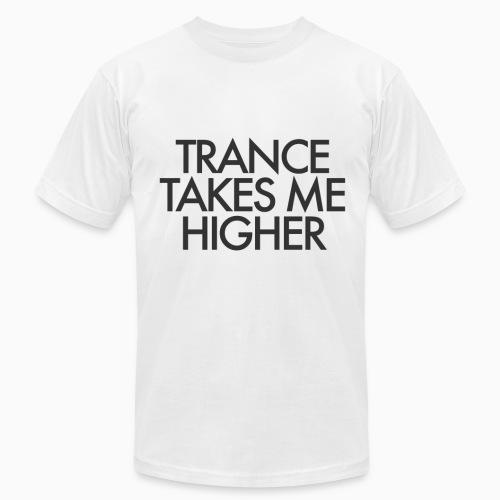 Trance Takes Me Higher - Gentlemen - Men's  Jersey T-Shirt