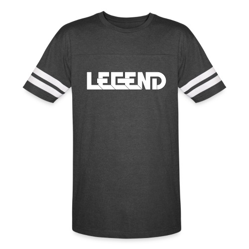 Sports Striped Sleeve Shirt - Vintage Sport T-Shirt