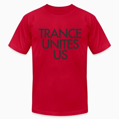 Trance Unites Us - Gentlemen - Men's Fine Jersey T-Shirt