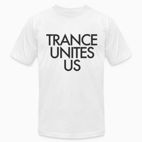Trance Unites Us - Gentlemen - Men's  Jersey T-Shirt