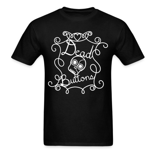 Dead Buttons - Men's T-Shirt