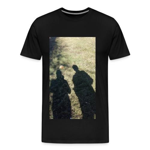 Shadows - Men's Premium T-Shirt
