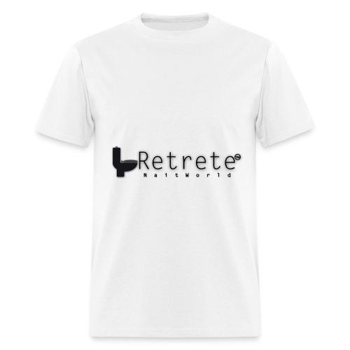 Retrete© - Men's T-Shirt