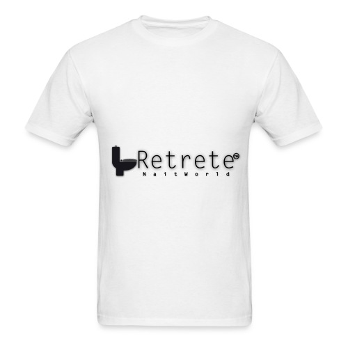 Retrete© - Men's T-Shirt