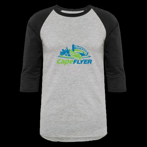 CapeFLYER Men's Baseball T-Shirt - Baseball T-Shirt