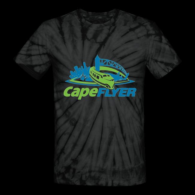 CapeFLYER Unisex Tye-die T-Shirt