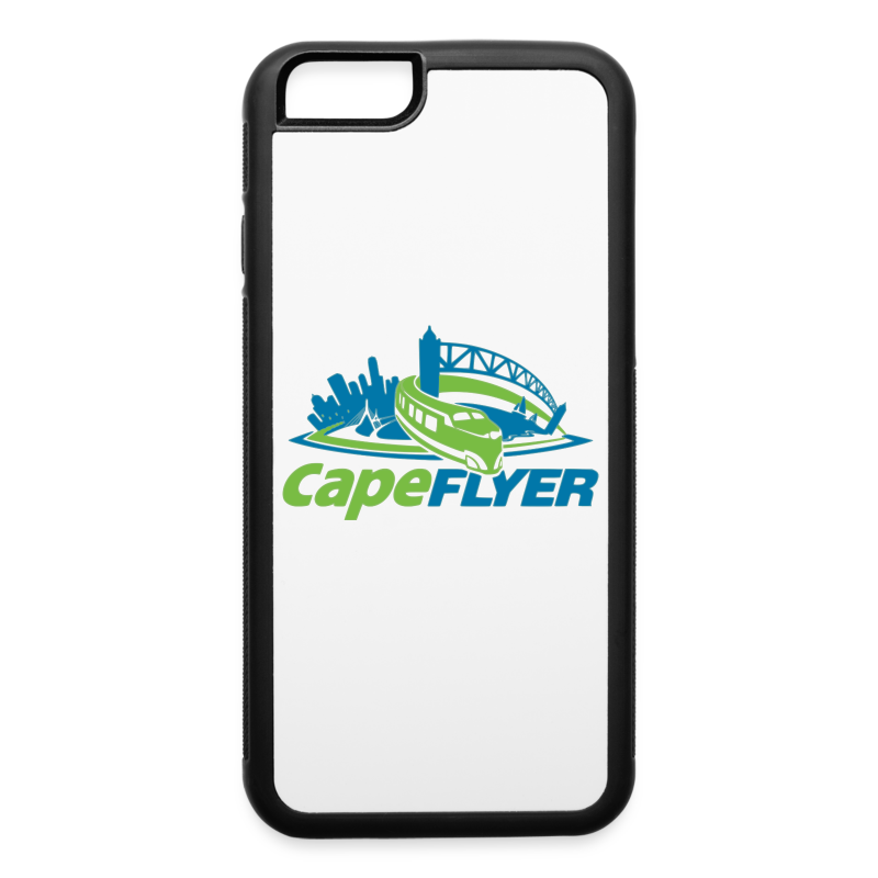 CapeFLYER iPhone 6/6s Rubber Case - iPhone 6/6s Rubber Case